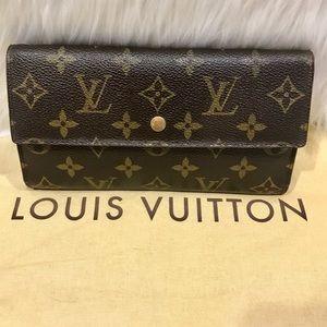 Louis Vuitton Porte Tresor Int'l Wallet #2.4P